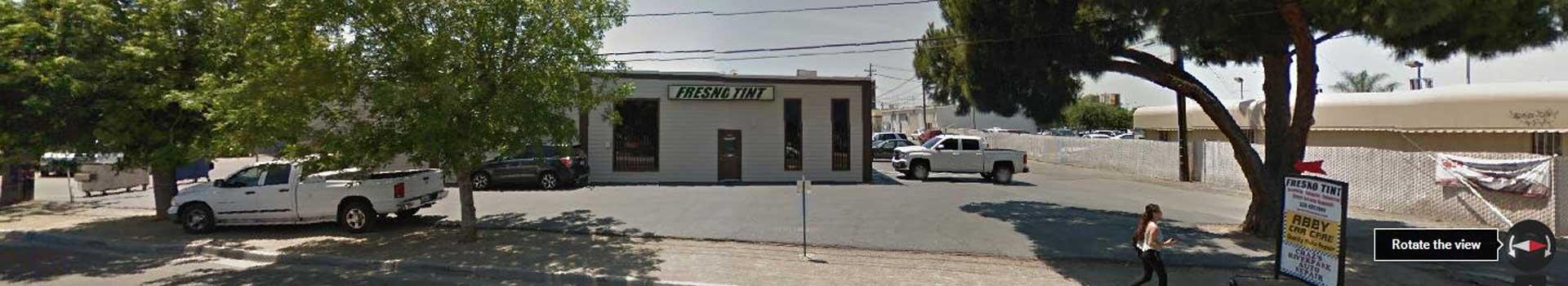 Fresno Tint Building